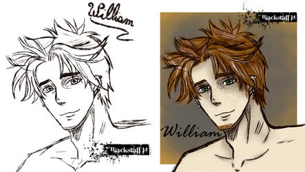 [OC] William