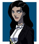 Zatanna. From Young Justice
