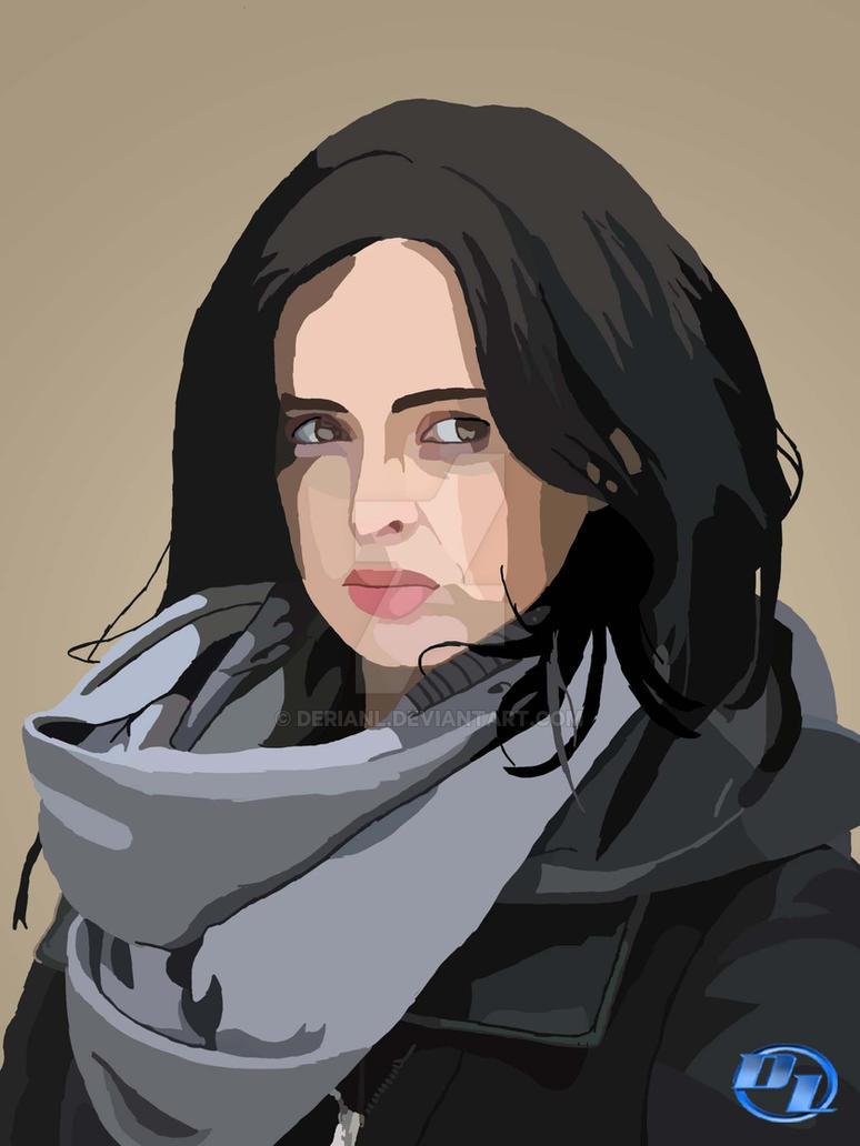 A.K.A. Jessica Jones by derianl