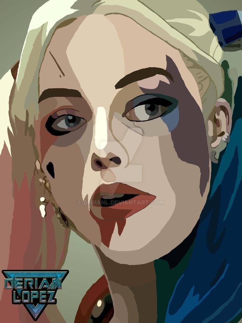 Harley Quinn (Dr. Harleen Frances Quinzel, M.D.) by derianl