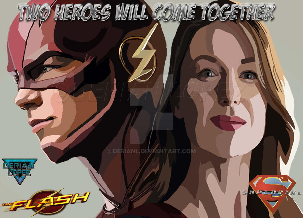 Two Heroes Will Come Together by derianl