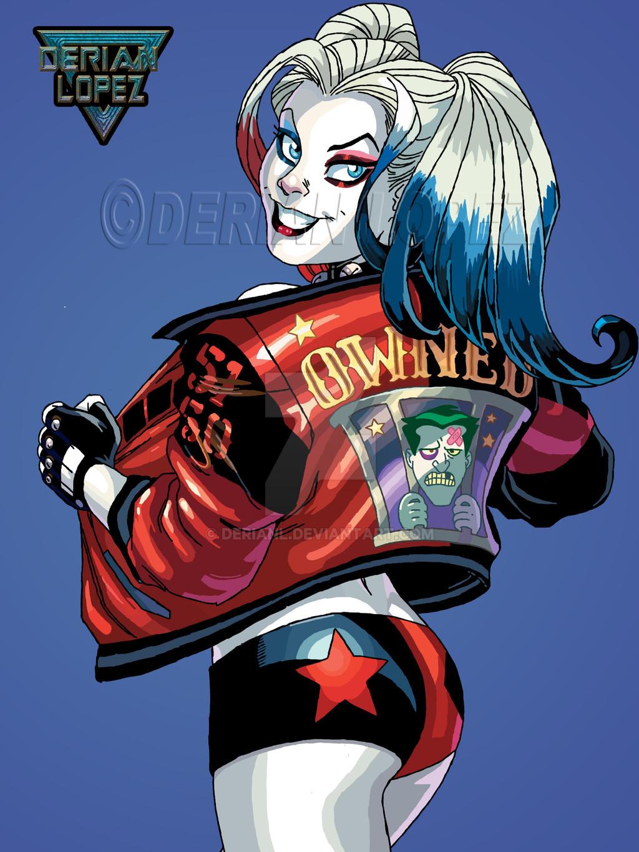 New 52 Harley Quinn And Joker Harley Quinn New 52 by...
