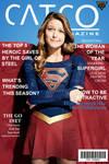 Melissa Benoist CATCO Magazine Cover 2