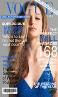 Melissa Benoist VOGUE Magazine Cover (2)