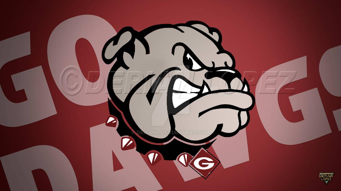 Georgia Bulldogs Wallpaper by derianl