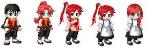 Ranma's Transformation by Cookiecat123456
