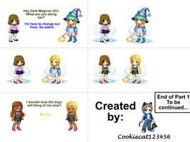 Tea Meets Her Idol Part 1 by Cookiecat123456
