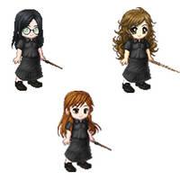 Harry Potter TG by Cookiecat123456
