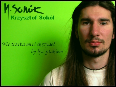 KrzysztofSokol's Profile Picture