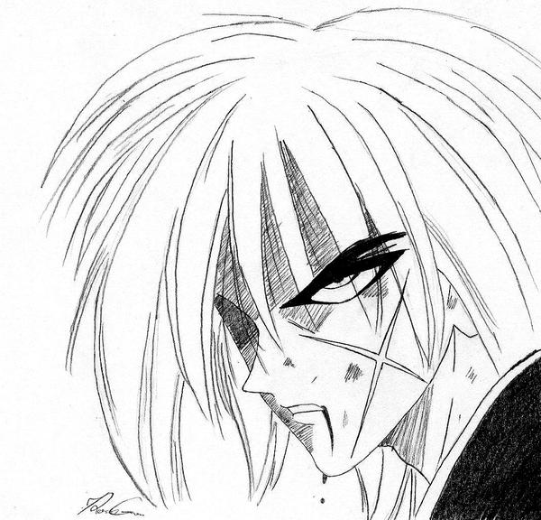 Kenshin By Nirindel On DeviantArt