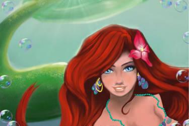 Ooo Ariel ooO by CharlieDuquesne