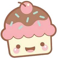 Cupcake Kawaii by DafyPink