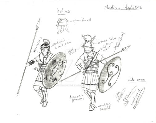 Medium Hoplites