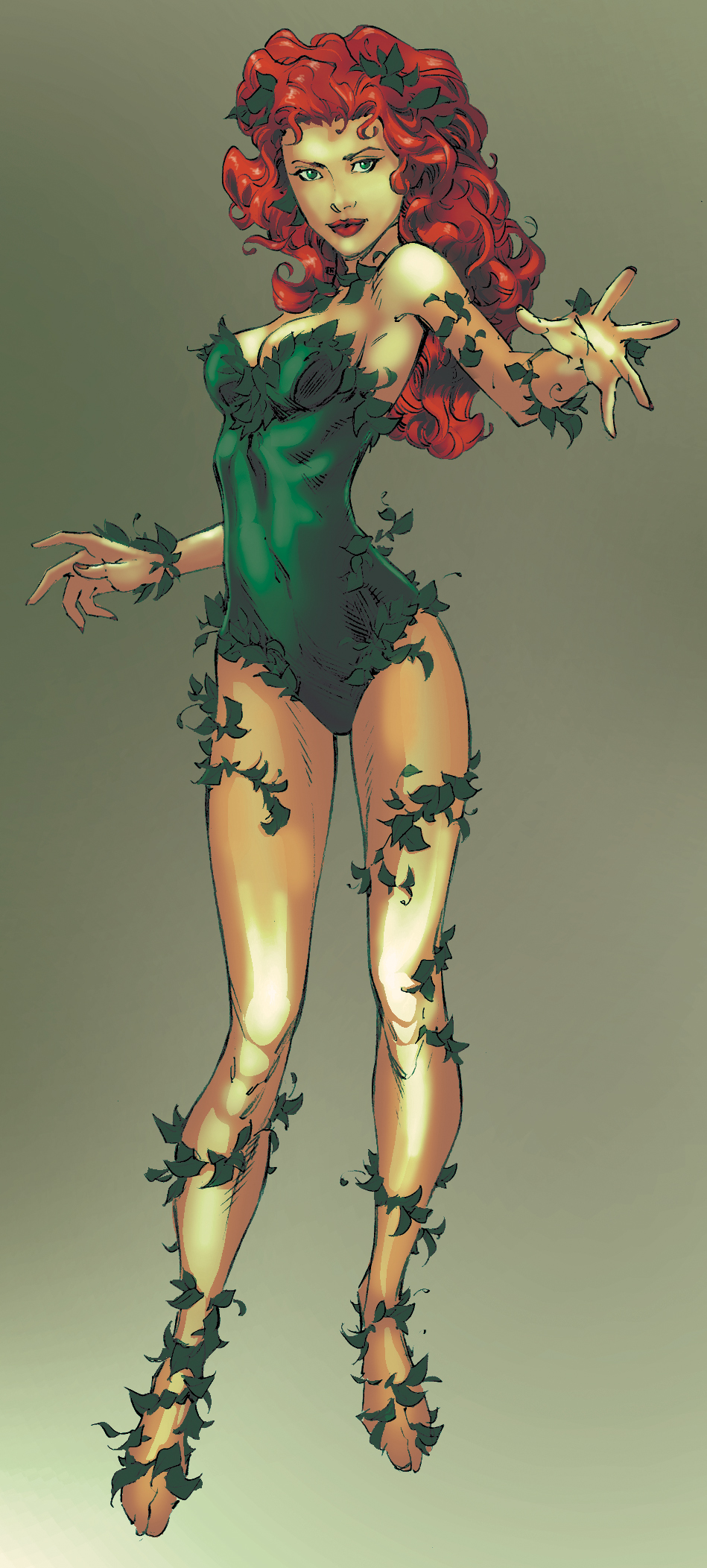 Poison Ivy by Marc-F-Huizinga