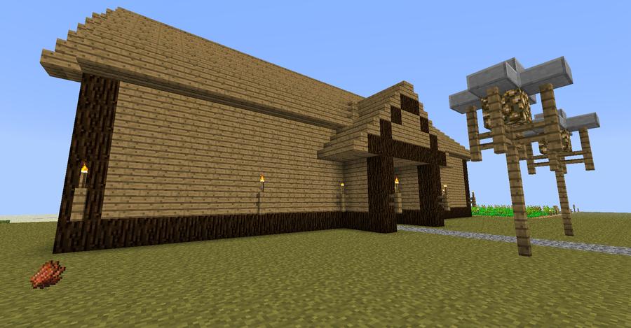 Barnhouse by urimas