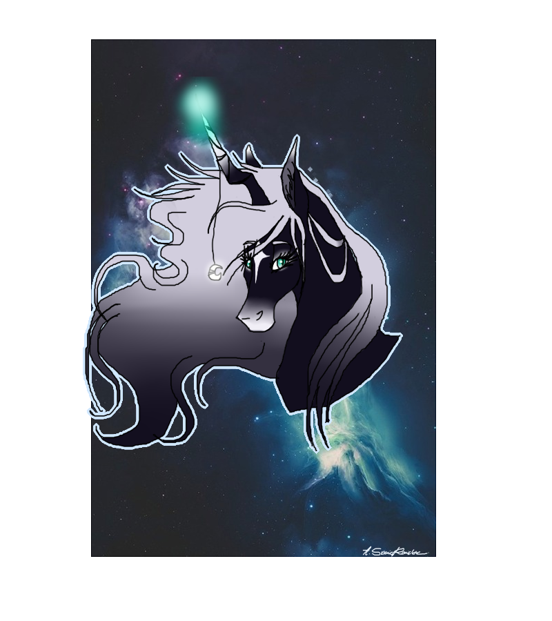 My soul is as black as the night by AwesomeSonicRainbow