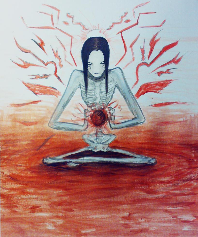Blood magic by Vanadia49