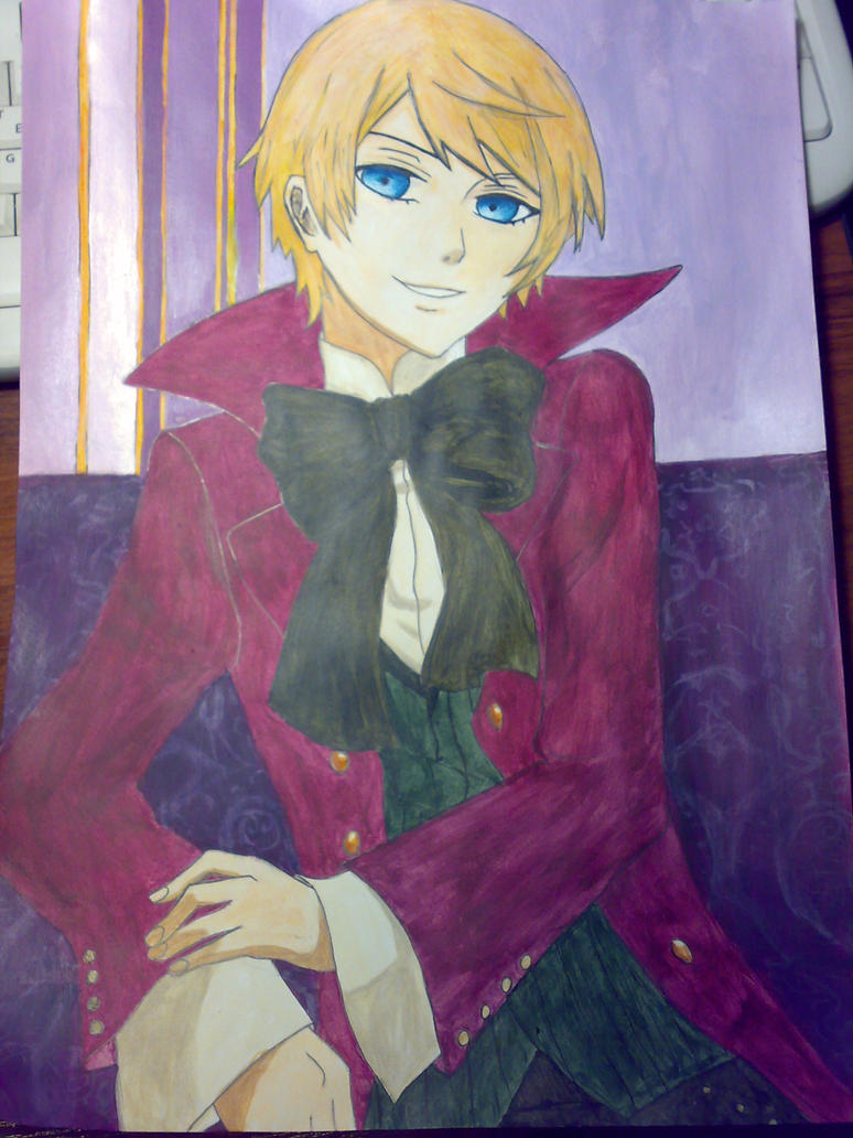 Alois Trancy by Vanadia49