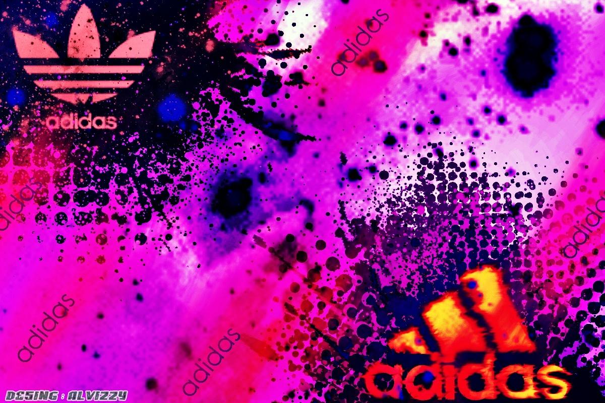 adidas velvetpurpled wallpaper by alvizzy on deviantart