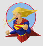 Supergirl - Angry