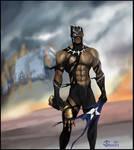 Last Avenger Standing - Black Panther