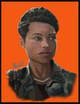 Portrait Study - 11/12/18