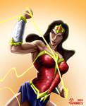 Wonder Woman - Lasso of Truth