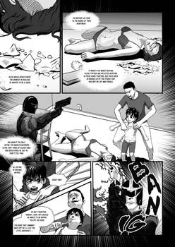 Cycle of Violence - page 1