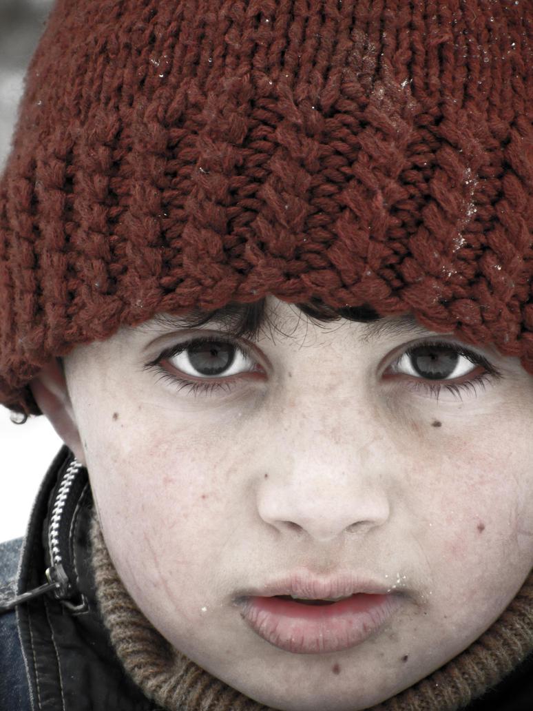 Expression II - child by Gundhardt