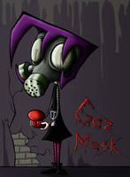Gaz Mask by Spaffi