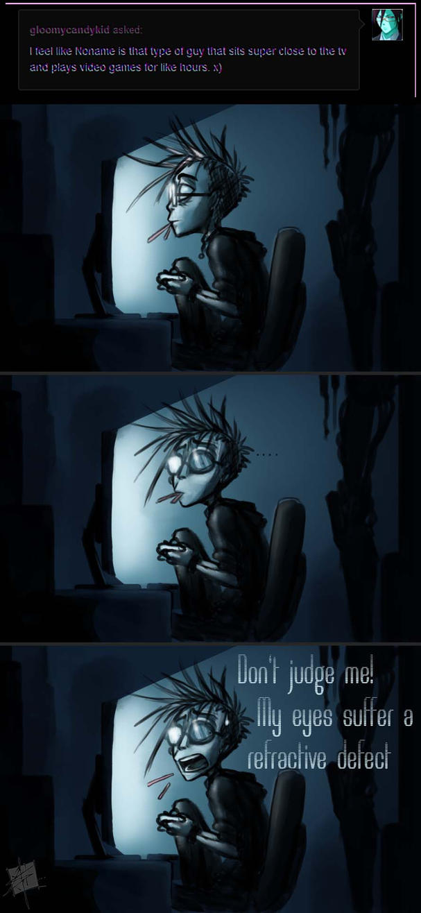Gamers by Spaffi