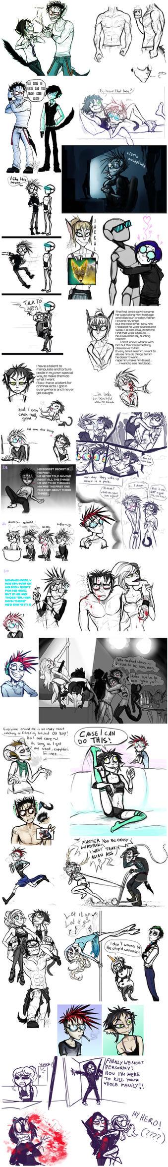 Tumblr Dump 1 by Spaffi