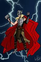 Women of Marvel: Thor