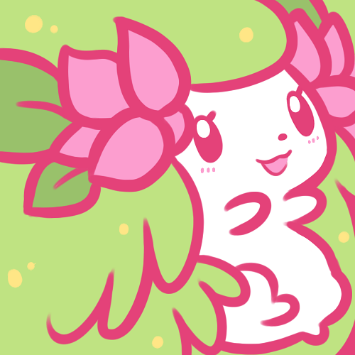 Shaymin by lullabun