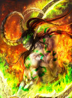 DOTA Fanart : Terror Blade by takaya