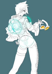 Tracer lineart
