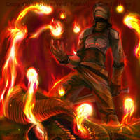 FCG -Burning soul- by takaya