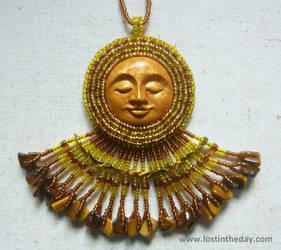 Sun God Pendant