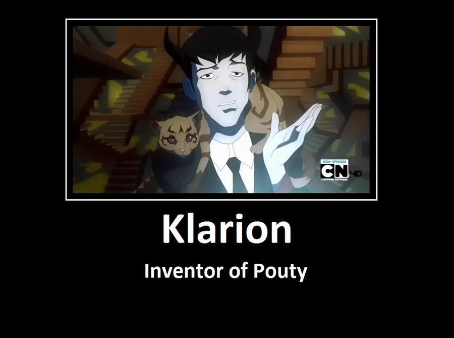 Klarion's Invention by ShioriSohma