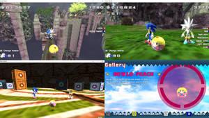 Bowlo Peach In Sonic World R9