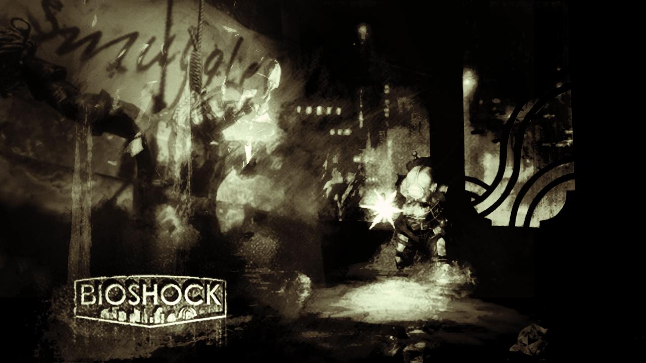 Bioshock Wallpaper by gamingaddictmike125 on DeviantArt
