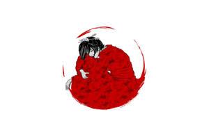 For Japan by diegodandrea