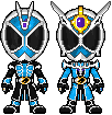 Kamen Rider Wizard Gangnam Style by spid3y916