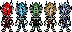 Kamen Rider Magitek v2 by spid3y916
