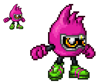 Ex-Aid Mighty Sprite by FriendAlias