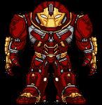 Iron Man Mark XLIX by FriendAlias