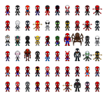 60 Spiders Revised by FriendAlias