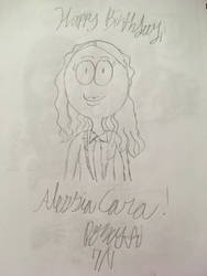 Happy Birthday, Alessia Cara!