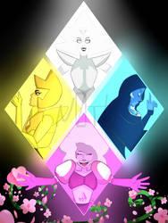 Diamonds - Diamond insignia by n0ttomuch