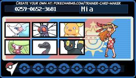 Pokemon Ultra Moon Final Team by Vini310
